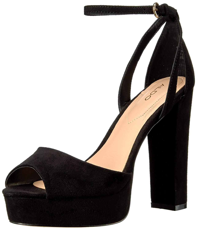 7c33db2d3cd Aldo Women s Olivarra Platform Sandal