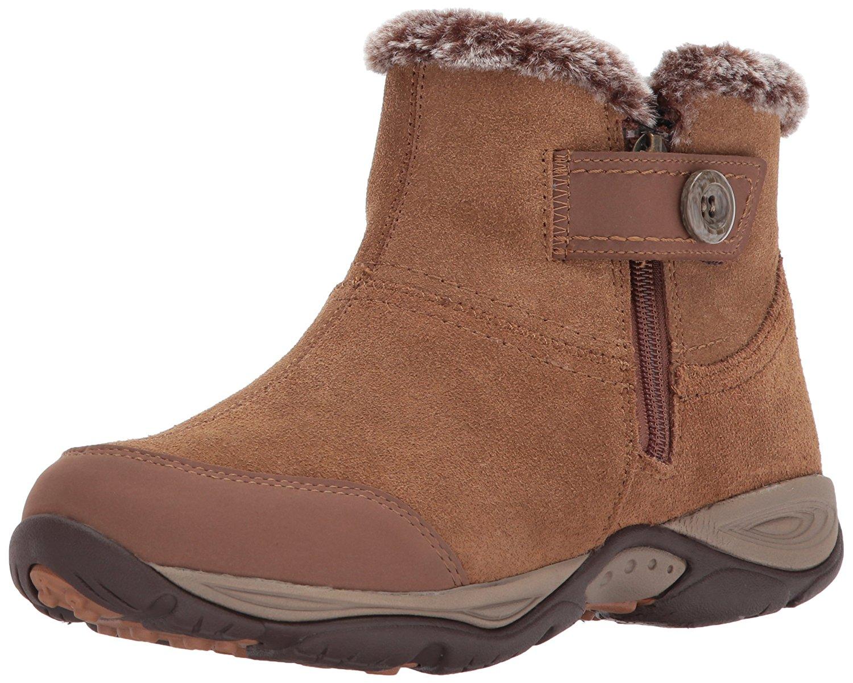 Easy Spirit Spirit Spirit para mujer Eliria Tela del Dedo del Pie Tobillo botas de clima frío Cerrado  bienvenido a orden