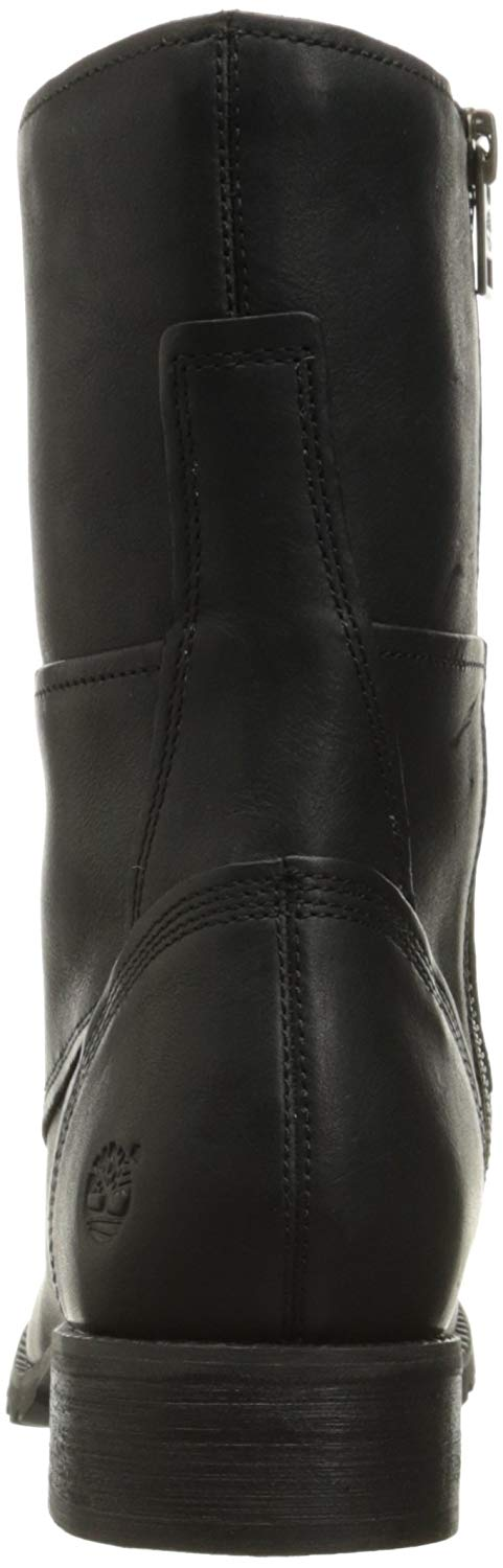 086eae46494 Details about Timberland Women's Banfield Mid Lace Boot, Black, Size 6.5  vVBH