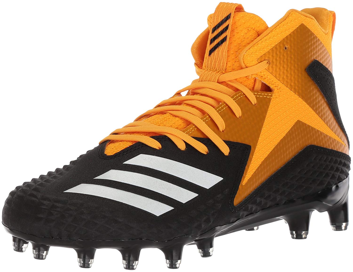 the latest 5050d 52cfb Adidas Mens Freak X Carbon mid Low Top Lace Up Soccer Sneaker