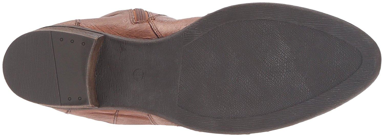 Femmes Steve Madden Madden Madden Bottes Couleur Marron Cognac Leather Taille 37.5 EU / 6.5 US | Les Produits De Base Sont  a4b503