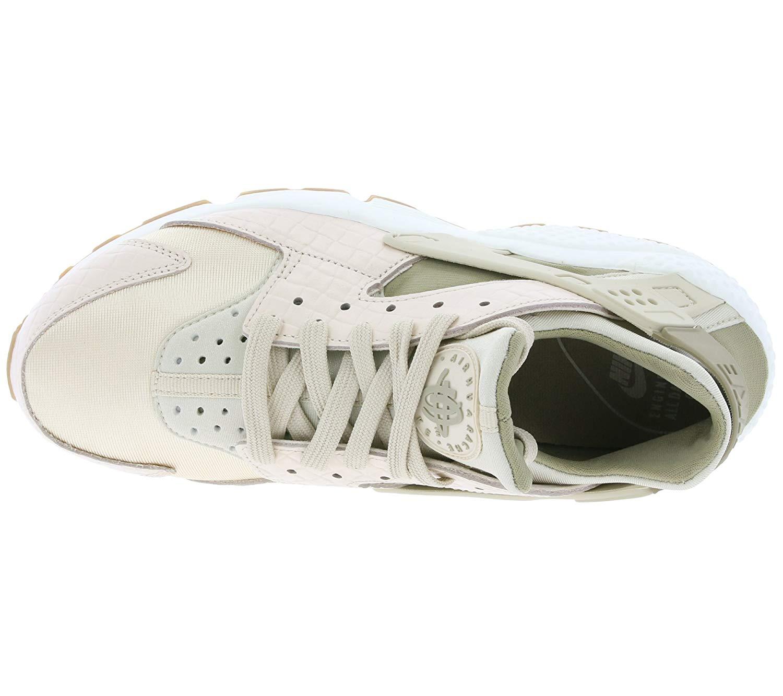 d7cf6bf92eba8 Nike Womens Air Huarache Run prm Low Top Lace Up Fashion