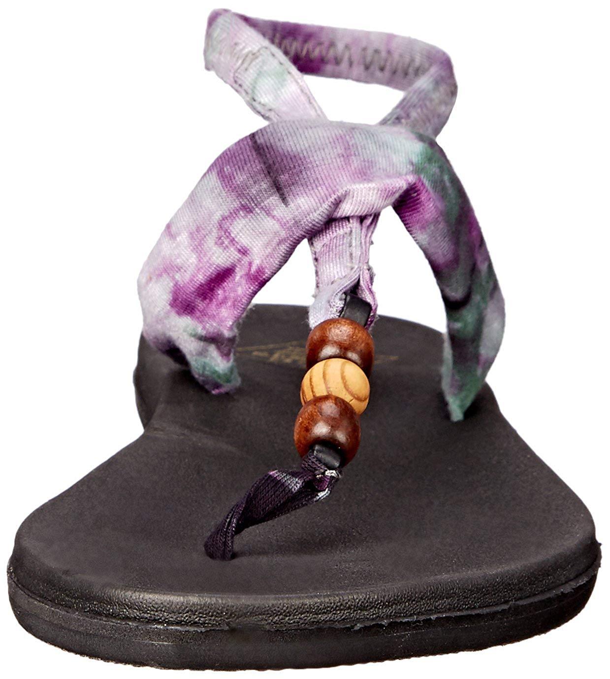 61a47f55ab40 Freewaters Women s Tessa Print Flip Flop Sandal
