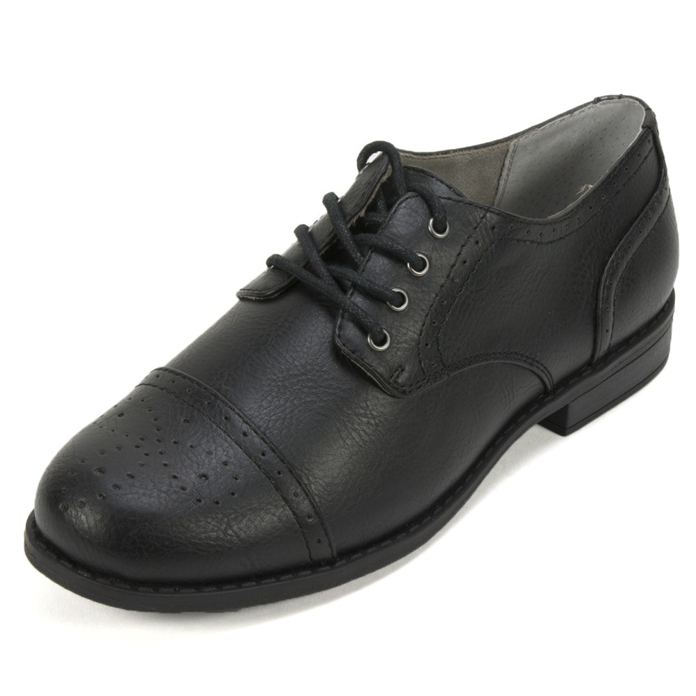 WEISS Mountain Damenschuhe Saint Closed Toe Oxfords