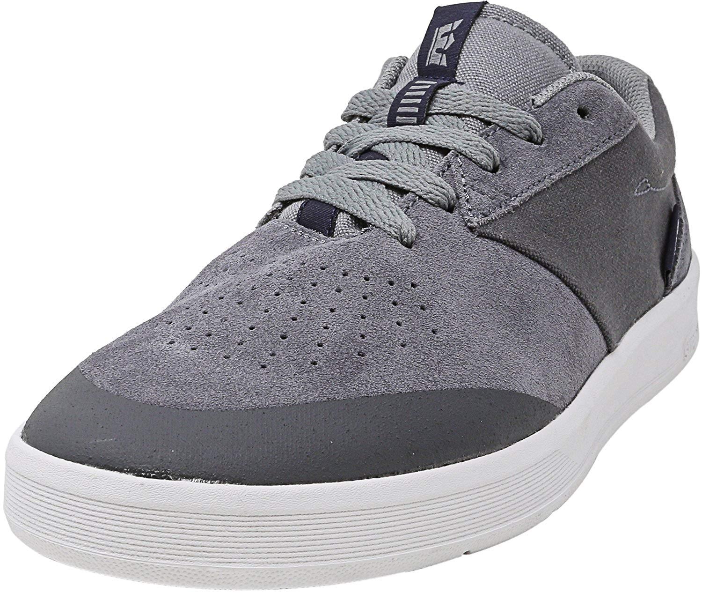 Supra Men s Shifter Canvas Skateboarding Shoe 6ab73195310
