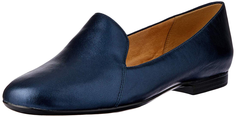 Femmes Naturalizer Chaussures Loafer Couleur Bleu Navy Taille 39 EU   8 US