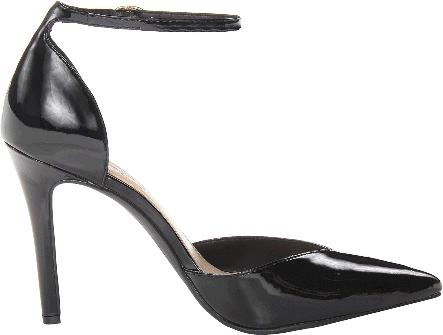 Jessica Simpson Womens Cirrus Leather Pointed Toe Ankle