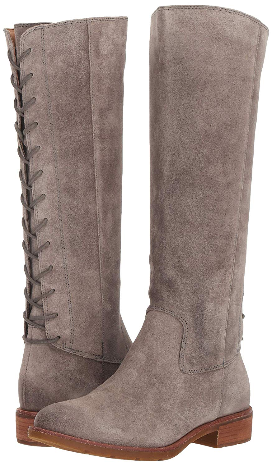 Sofft damen Sharnell II Leather Round Toe Knee High, Pietra grau, Größe 8.5 rPei