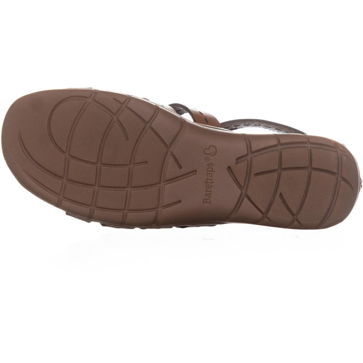 da9b8857925 Bare Traps Womens Kaiser Open Toe Casual Strappy Sandals