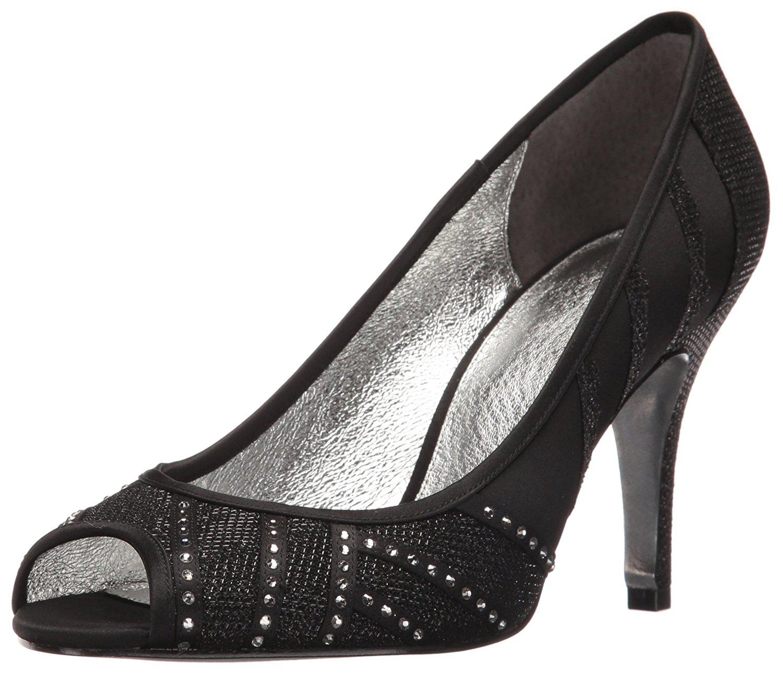 Adrianna Papell Donna Flair Pelle Peep Toe Classic Pumps Pumps Classic     b0b08d