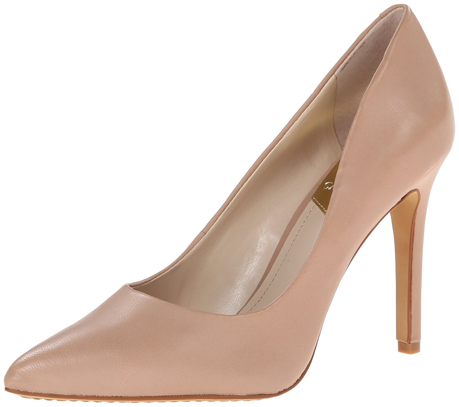 Vince Camuto Womens Kain Pointed Toe Classic Pumps Blush Size 8.5