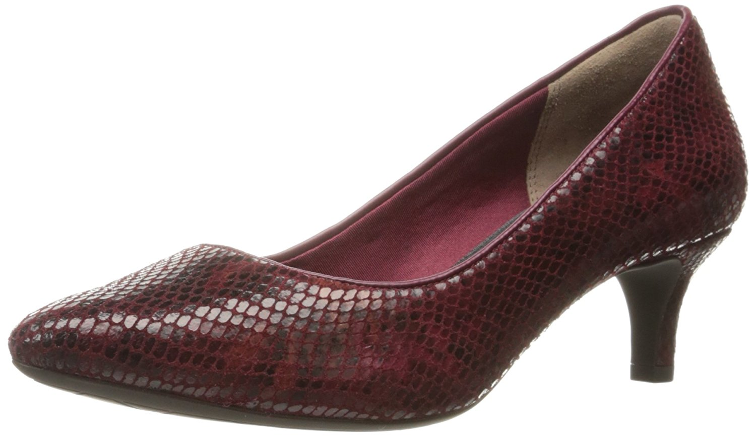 rockport shoes for women classics heels with red 977149