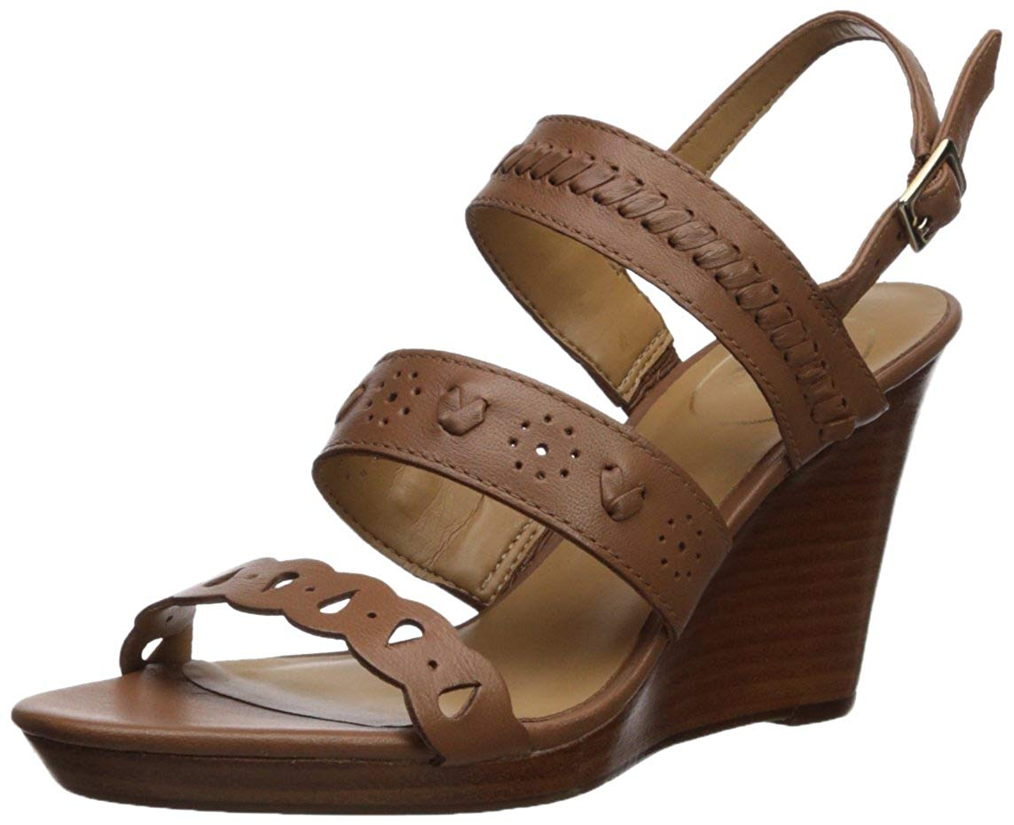 a27c6472e53c Jack Rogers Womens Arden Open Toe Casual Platform Sandals