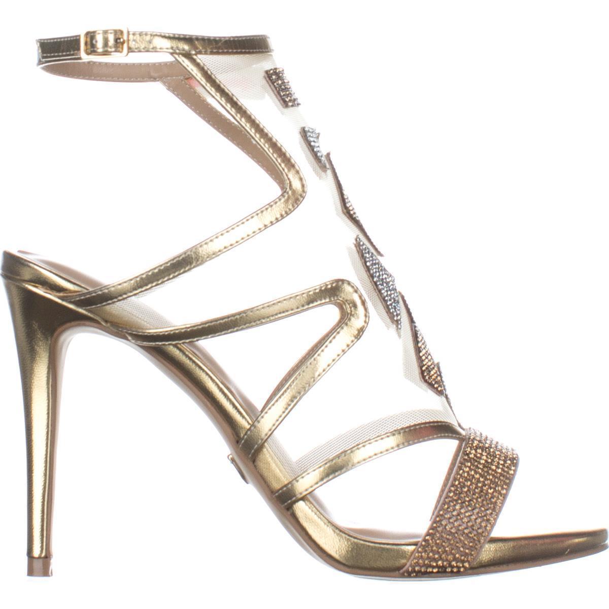Thalia Sodi Damenschuhe Open Regalo Fabric Open Damenschuhe Toe Special Occasion ... 4c75ce