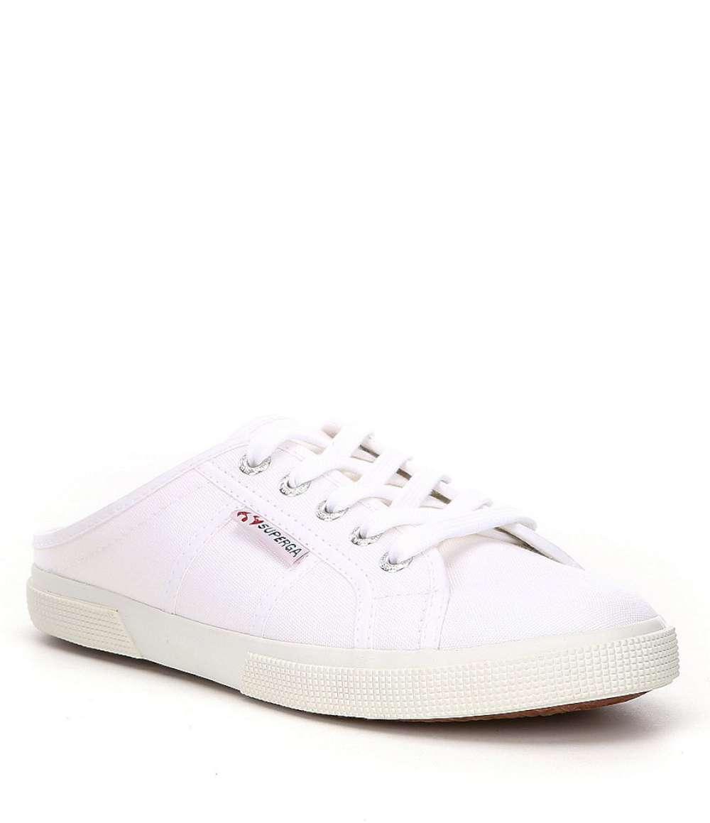 1d2e304537331 Details about Superga The Man Repeller x Superga 2288 Women's Satin Slip  On, White, Size 7.5 A