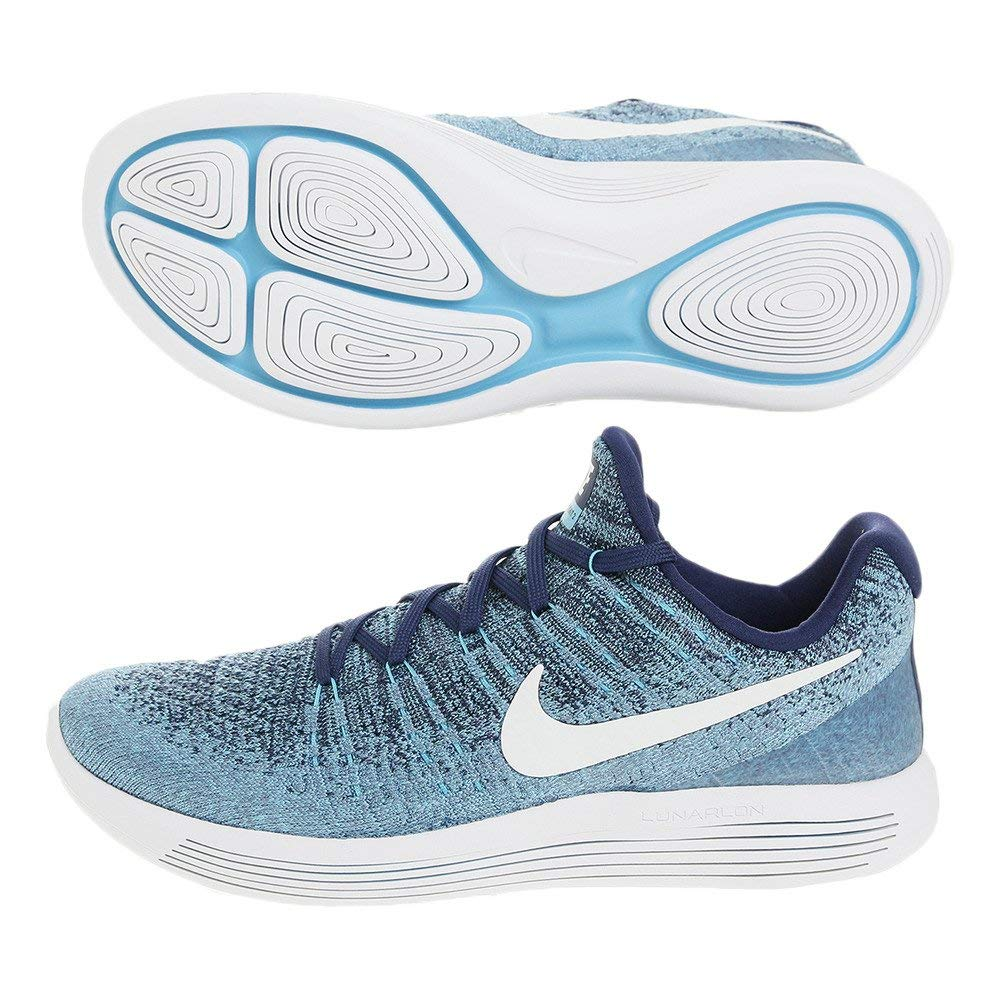 2e26ea363f5a6 Details about Nike Womens Lunarepic Low Flyknit 2 Fabric Low Top Lace Up  Running Sneaker