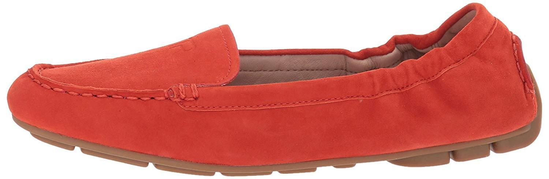 Ladies Clarks Moccasin Style Flat Shoes /'Feya Bloom/'