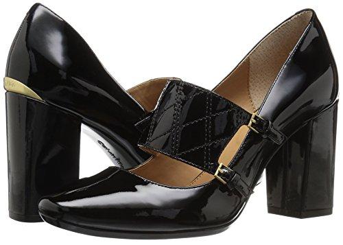 Calvin Klein Frauen Casilla Geschlossener Zeh Mary Jane Pumps