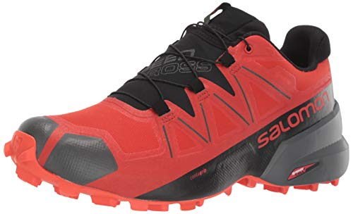 Hombres Salomon Speedcross 5 GTX Trail Running Zapatos ...
