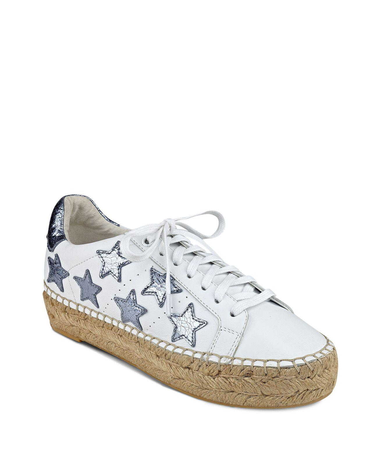 Womens Fisher 7 Fashion Marc blu Us 9 Sneakers Marcia 5 Bianco Multi Pelle qEdwxwU7
