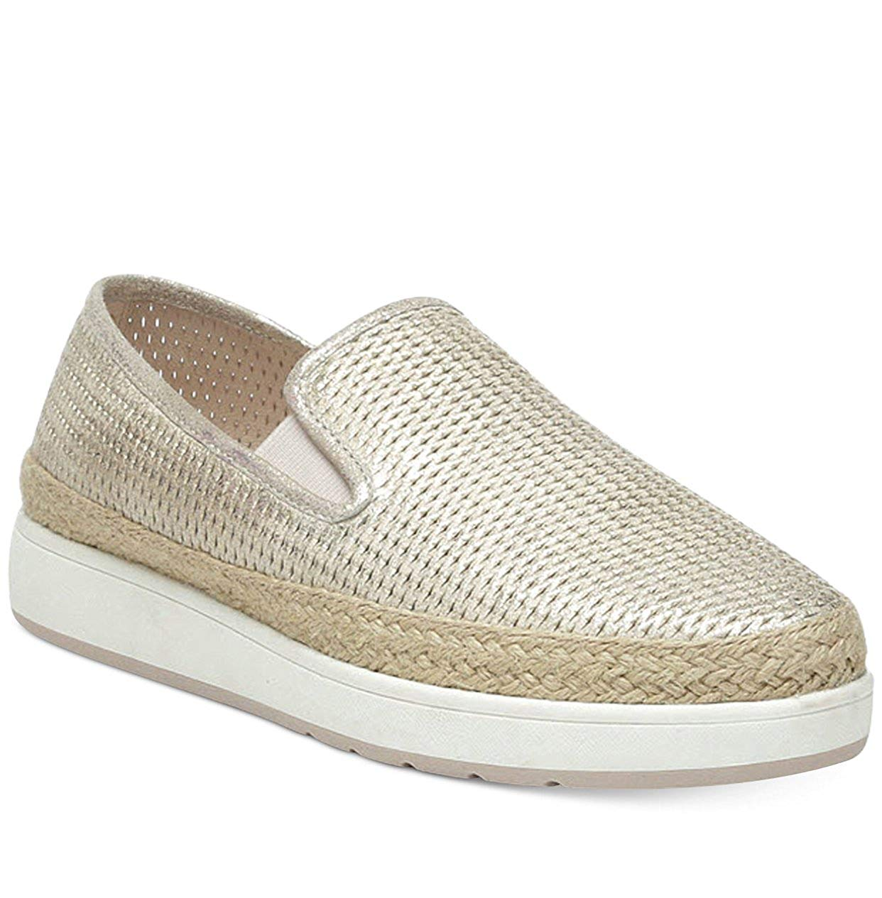 Donald J Pliner Womens Maite-Ol Fabric Low Top Slip On Fashion Sneakers