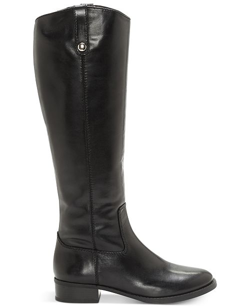 INC International Damenschuhe Concepts Damenschuhe International Fawne Leder Closed Toe Knee High Fashion ... 6e13e9