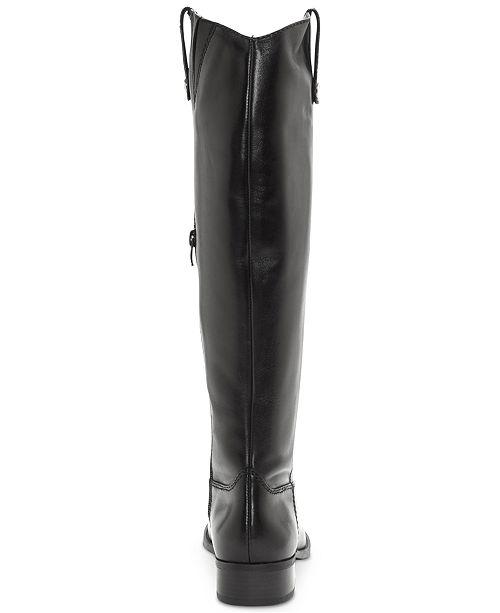 INC International Damenschuhe Concepts Damenschuhe International Fawne Leder Closed Toe Knee High Fashion ... 6e13e9