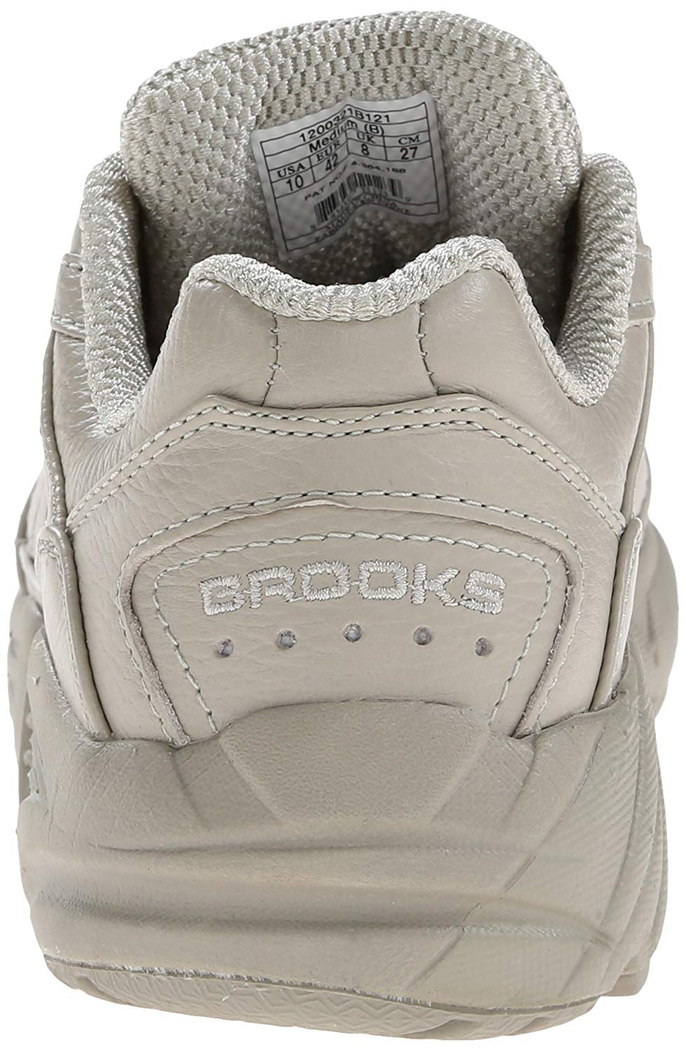 6 Leather 6 Brooks Up Top Lace 0 Walker Addiction Size Low Bone Running Womens PqrwBqgtO