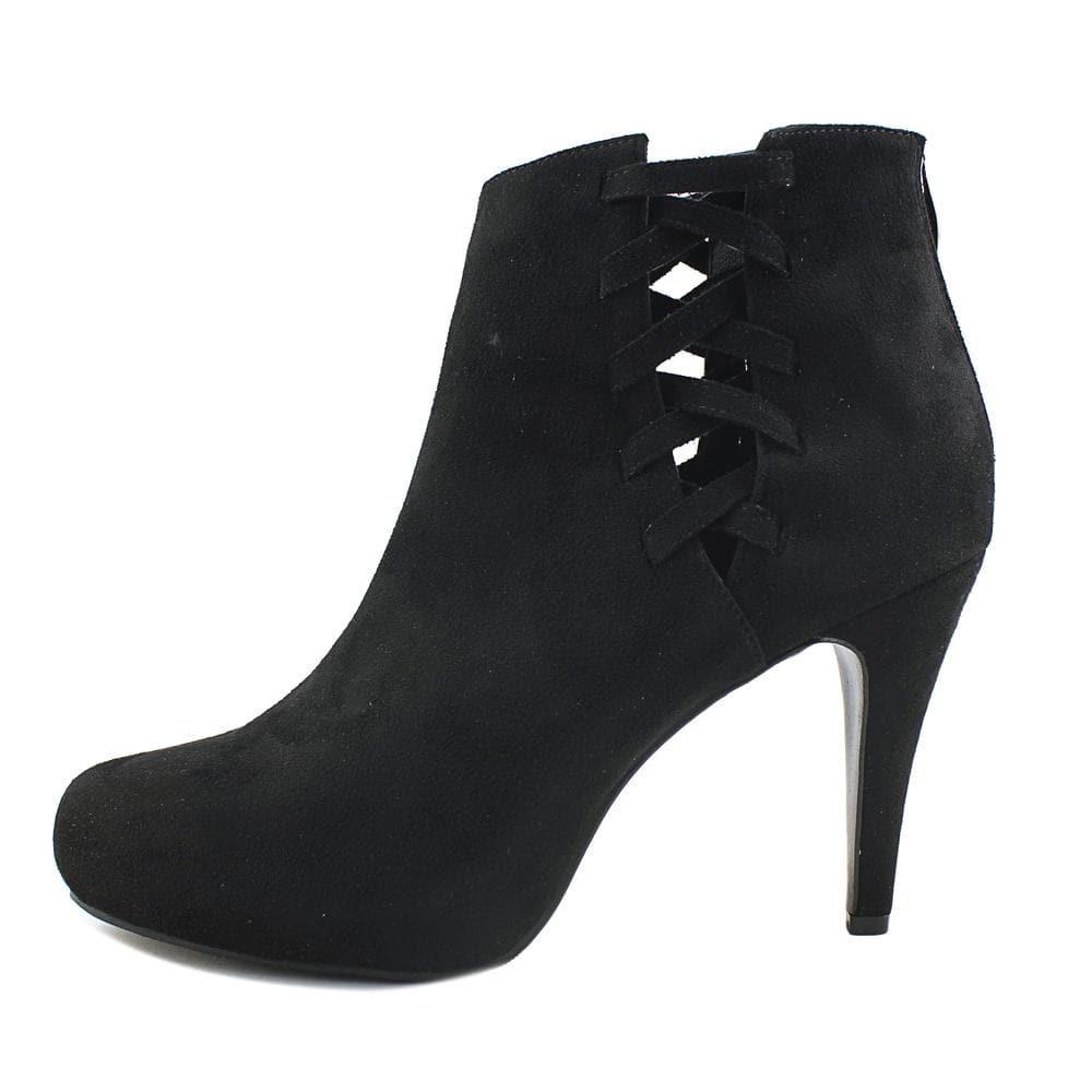 Beacon Frauen Geschlossener Zeh Wildleder Fashion Stiefel ... Schwarz ... Stiefel 5e2082