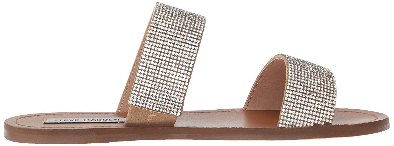 5db3c5149ee6 Steve Madden Womens rage Open Toe Casual Slide Sandals
