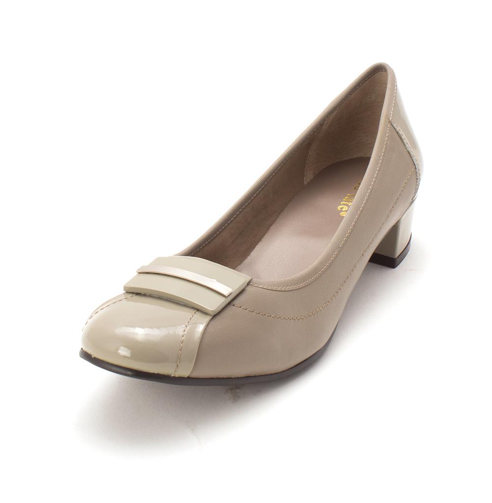 96abda1d685b David Tate Womens Ideal Leather Cap Toe Classic Pumps