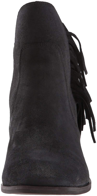 Lucky Brand Frauen Frauen Frauen Makenna Geschlossener Zeh Leder Fashion Stiefel black Groes 810e67