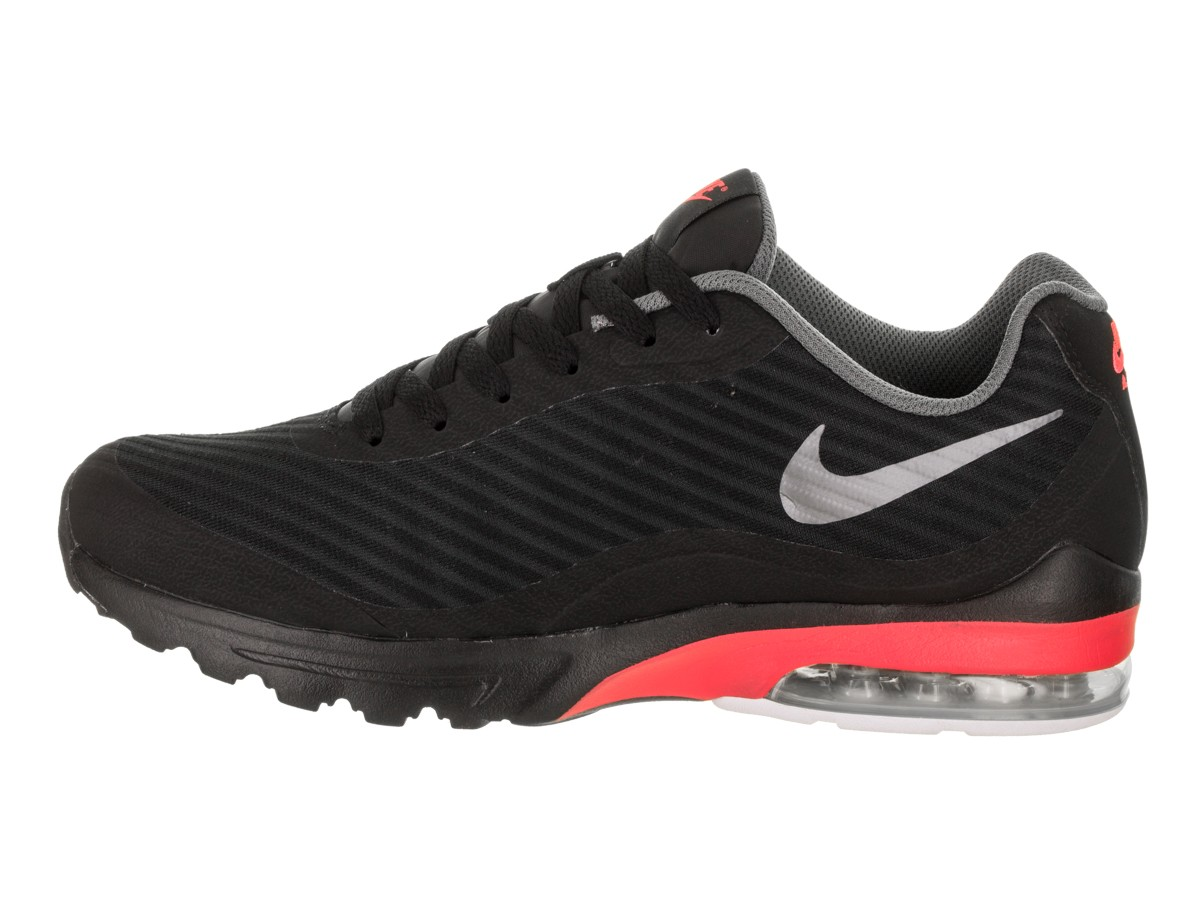 promo code 9b8e2 dc970 Nike Mens Air Max Invigor SE Low Top Lace Up Running Sneaker