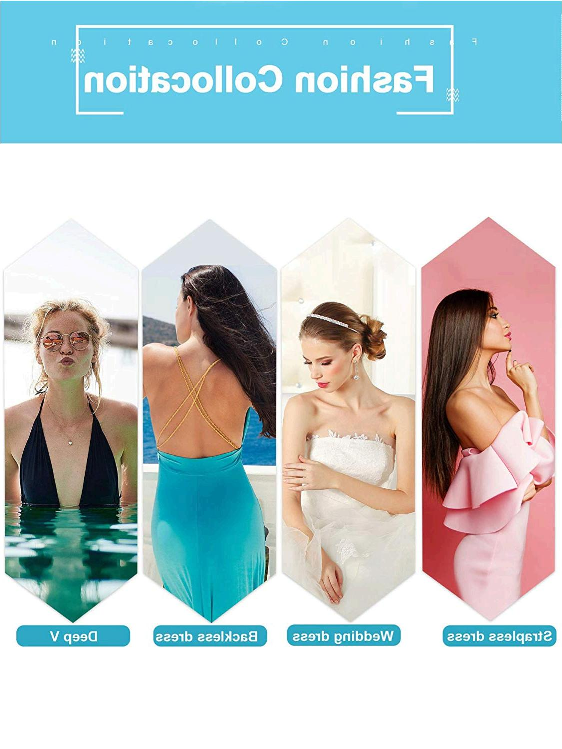 Silicone Nipple Covers - 5Pairs,Womens Reusable