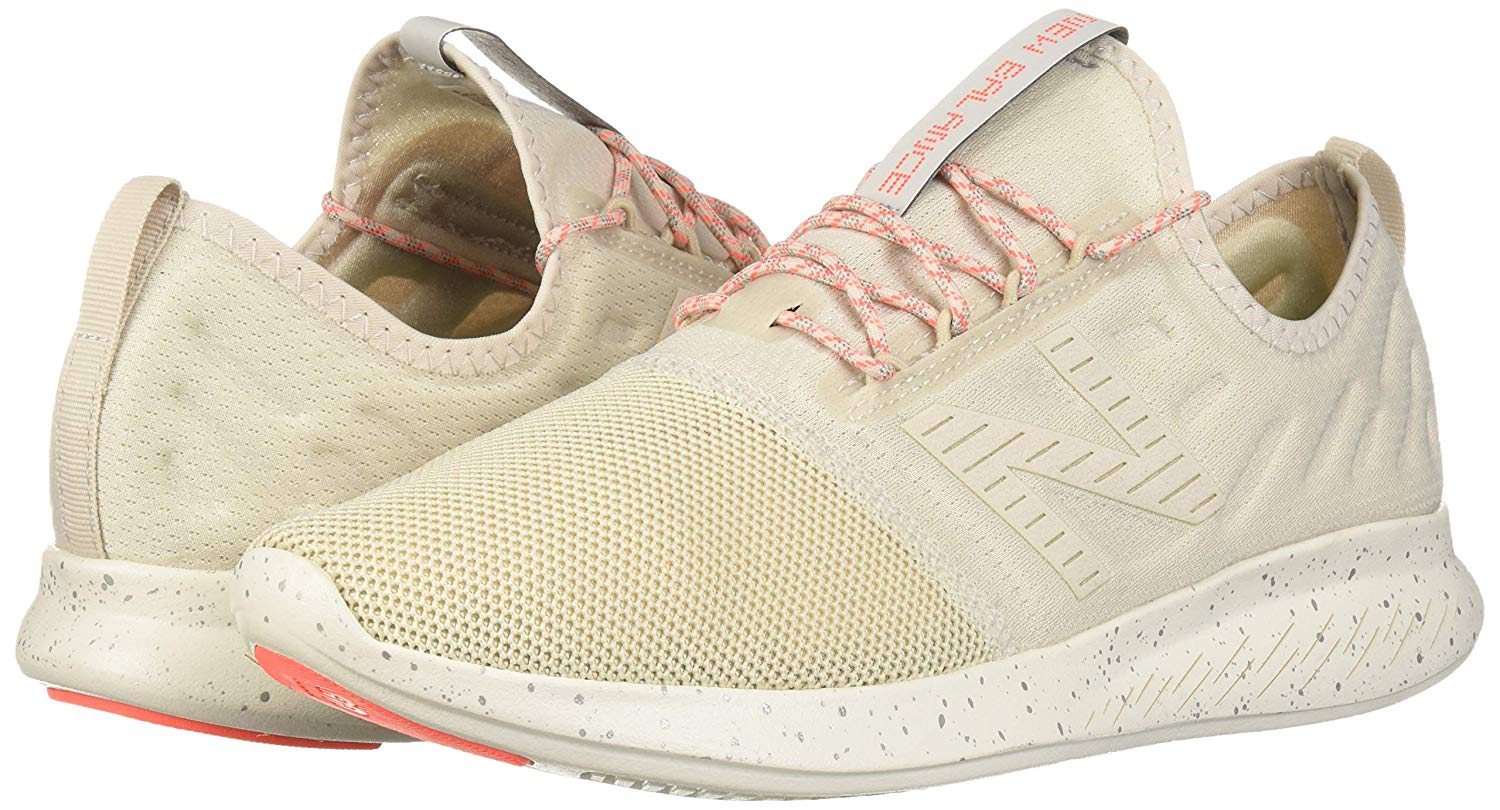 New-Balance-Womens-wcstlrb4-Coast-V4-Low-Top-Lace-Up-Running-Sneaker thumbnail 8