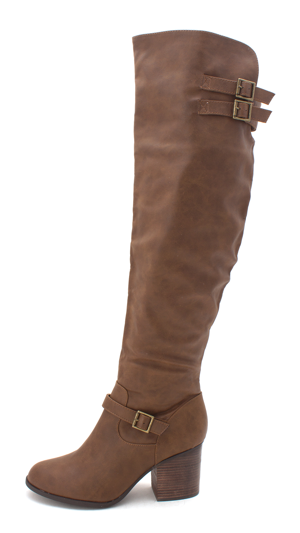 Toe Fashion Womens Over Girl Boots Closed Material Knee Modiana 5g4IR0wqn