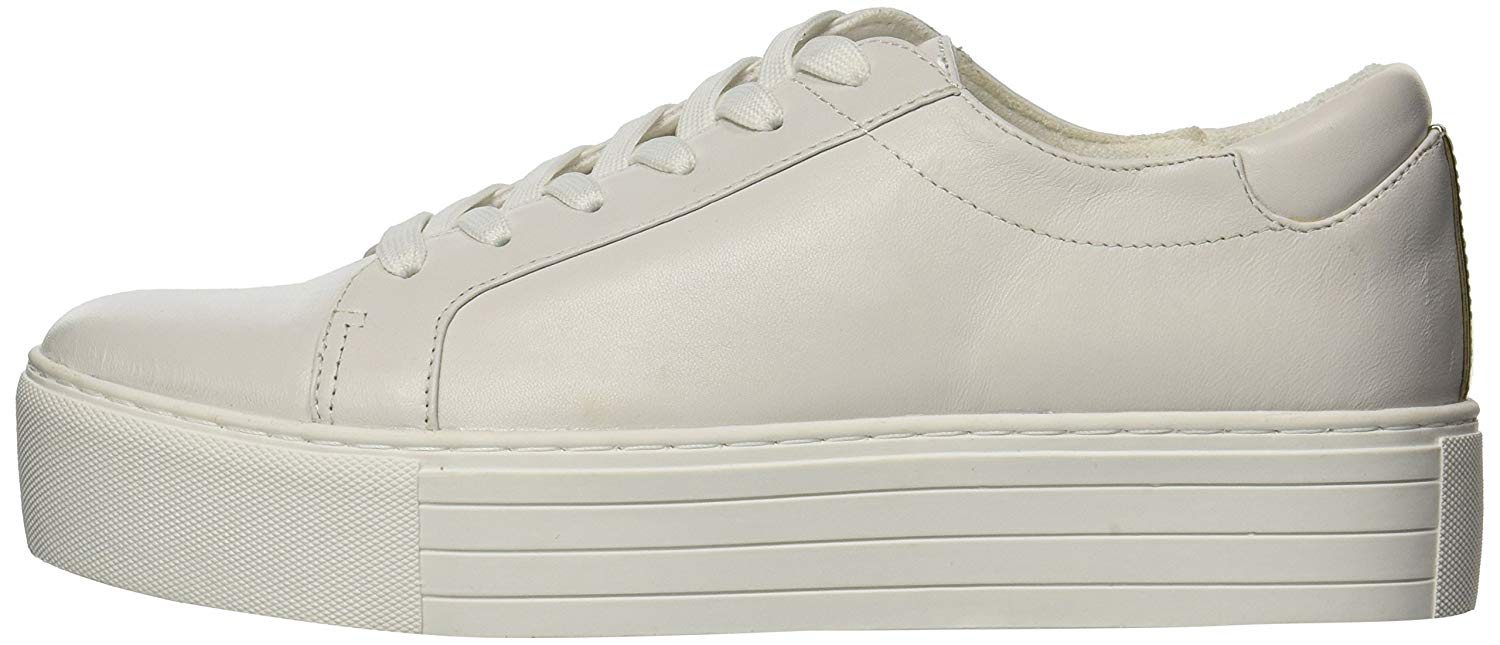 c26cb1666306 Kenneth Cole New York Womens Abbey Techni-Cole Leather Low Top ...