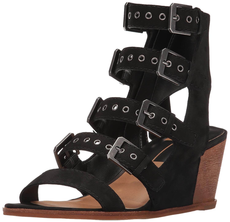 bf2f121b7fa Dolce Vita Women s Laken Wedge Sandal