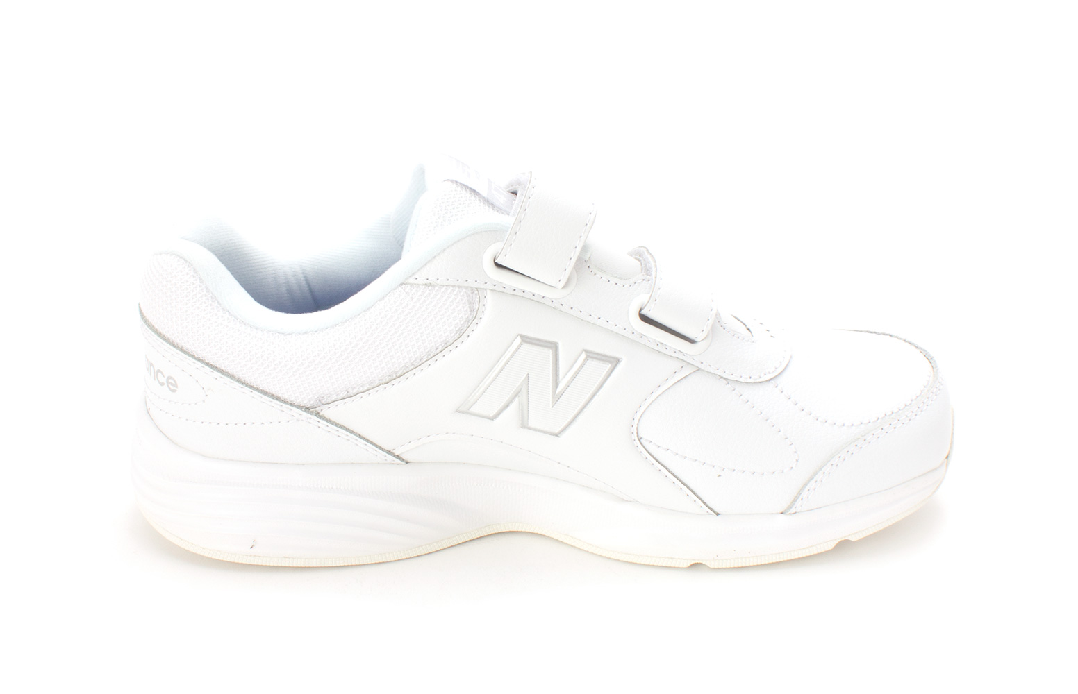 New Balance Mens 475wv2 Low Top Velcro Walking Shoes White Size 7.5