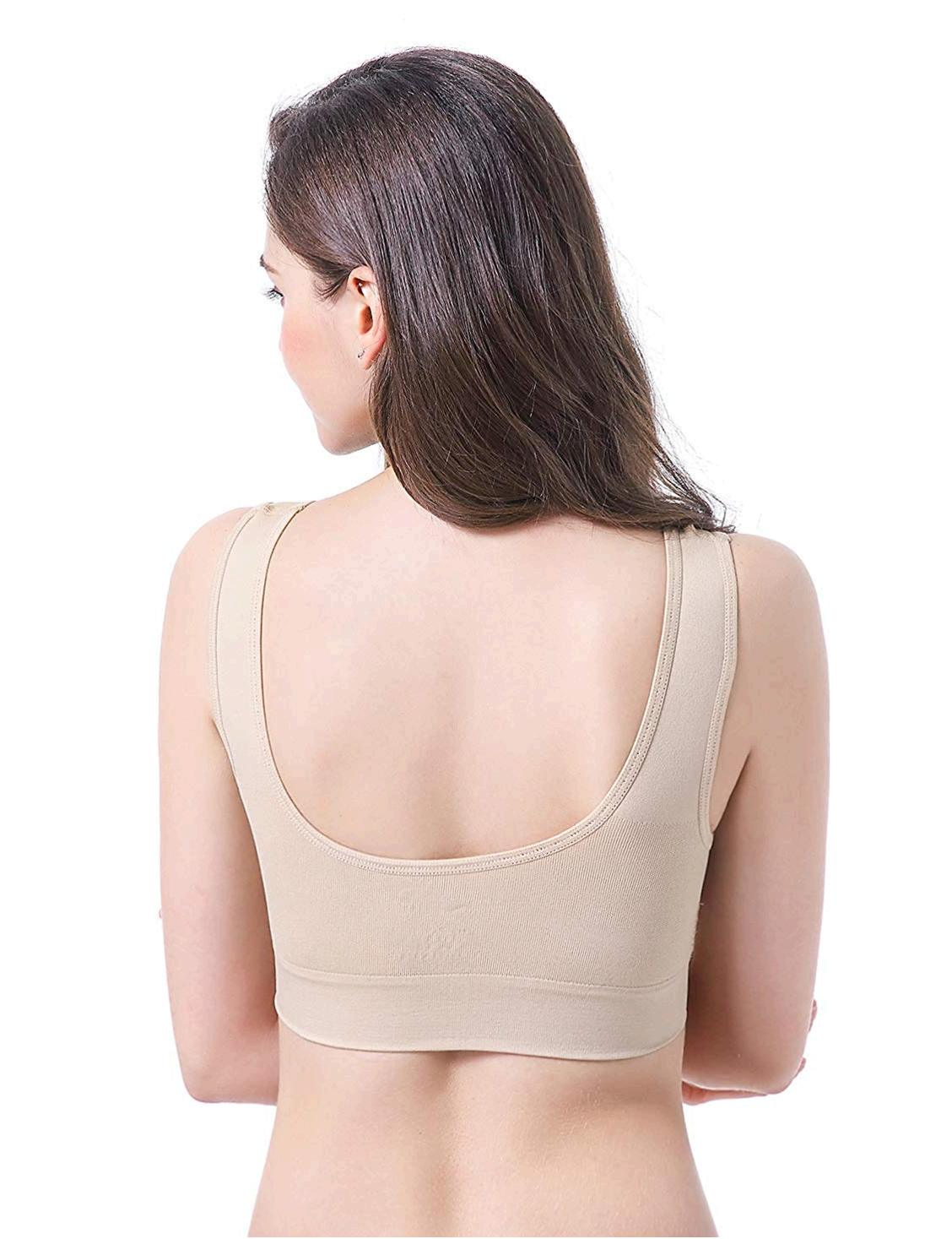 3-Pack Laser cut invisible seamless thongs stretch cotton