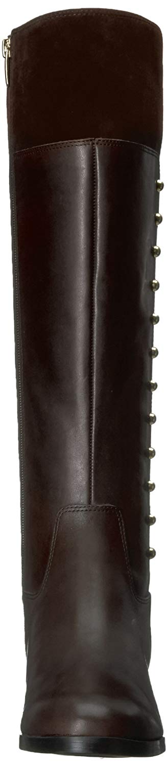 e9b39ea1a13 Marc Fisher Womens damiy Closed Toe Knee High Fashion Boots