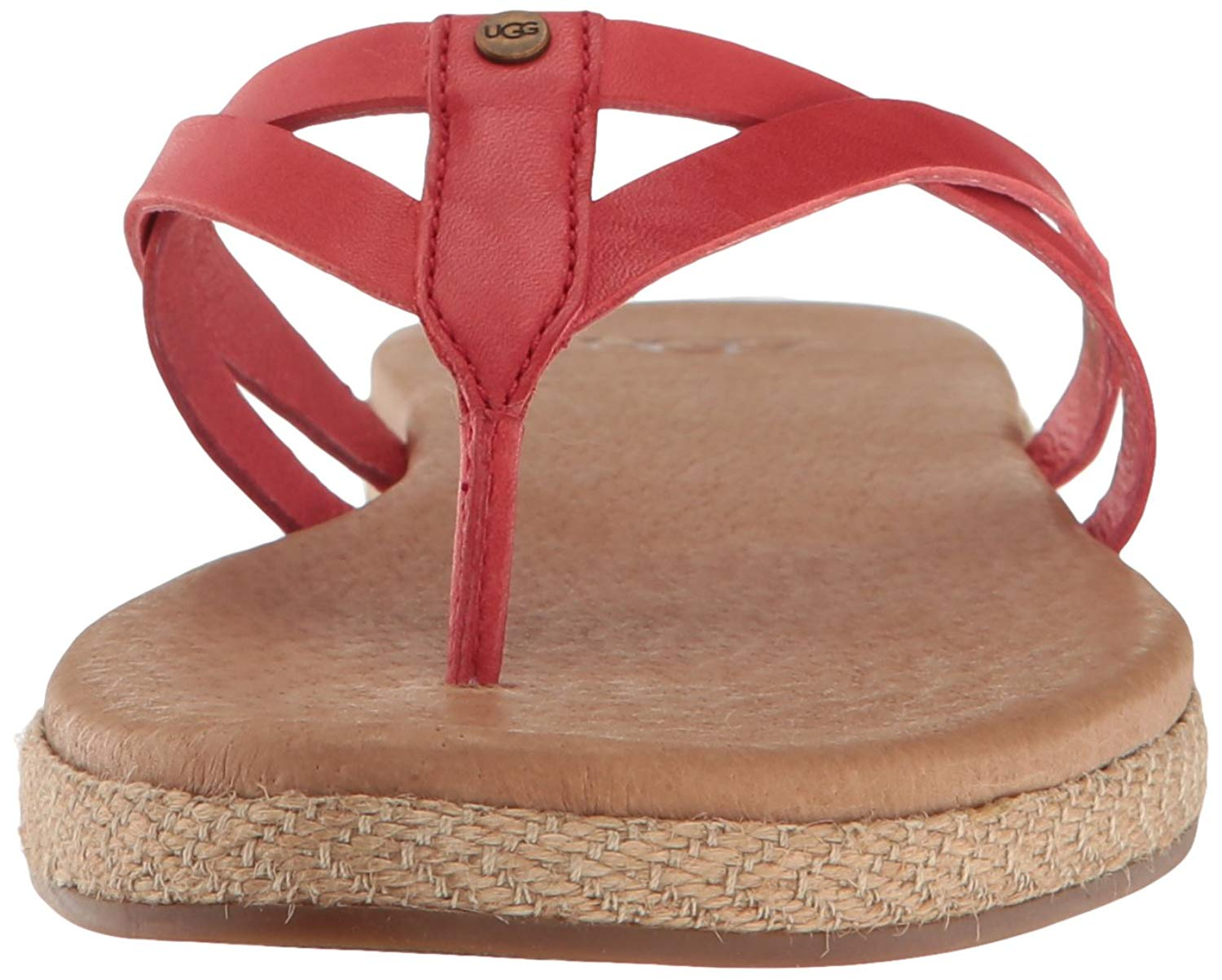 dd300c8a580 Details about Ugg Australia Womens Annice Leather Open Toe Beach