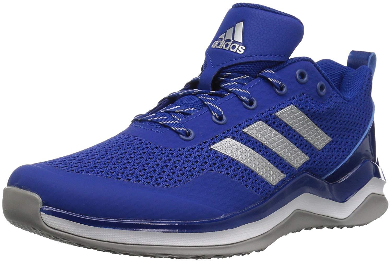 ADIDAS hombres scarpe sportive blu grande 1.5 US/