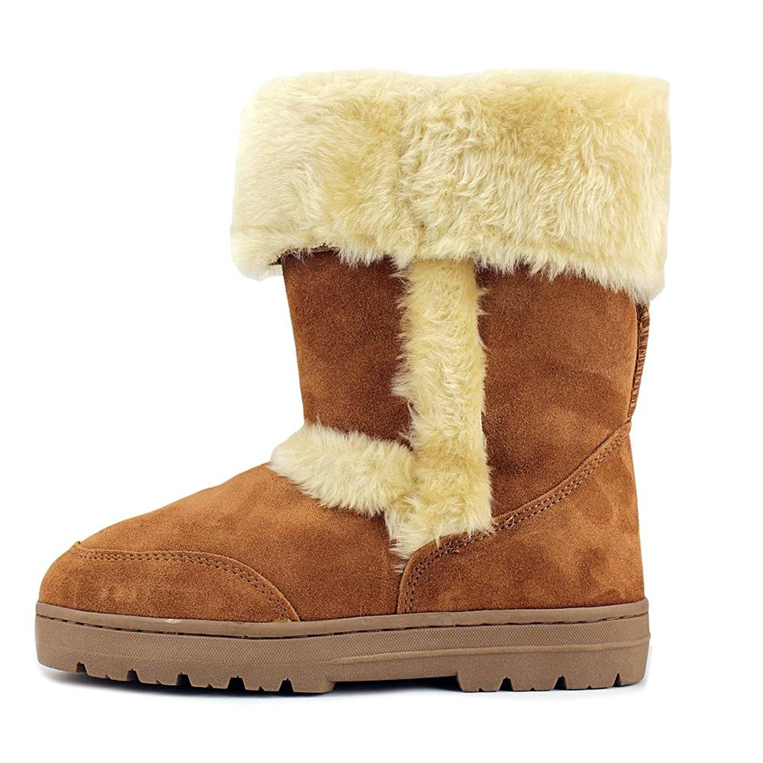47e305a7f9fd00 Style   Co. Womens Witty Closed Toe Mid-Calf Cold Weather Boots