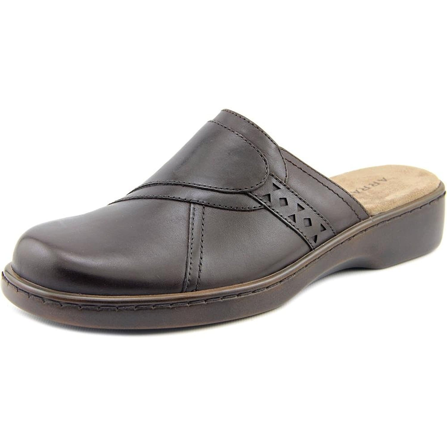 Closed Leather Toe Womens Mules Array Chorus qw10UnaP