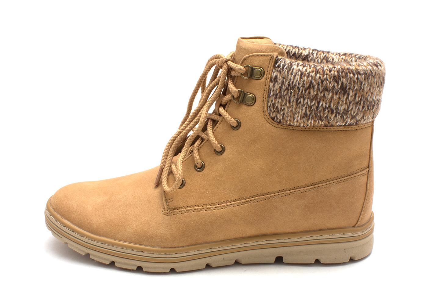 women White Mountain Kansas Bottes color brown Wheat size 39.5 EU   8.5 US