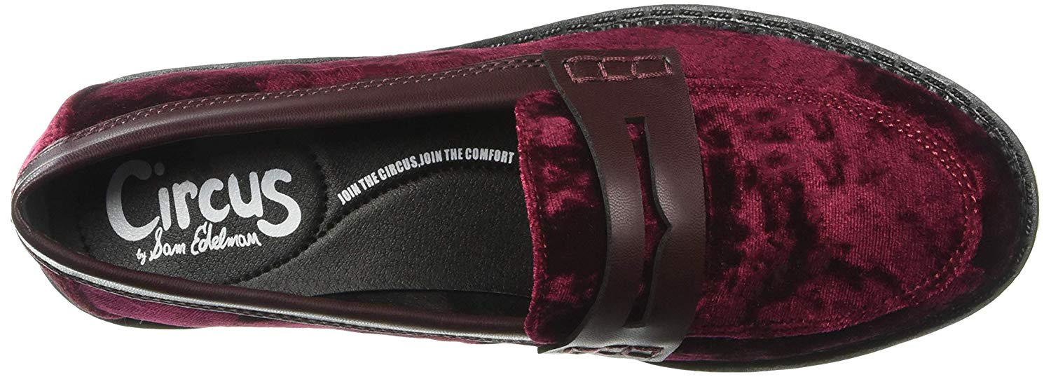 Circus-by-Sam-Edelman-Womens-Dillon-Fabric-Closed-Toe-Loafers thumbnail 17