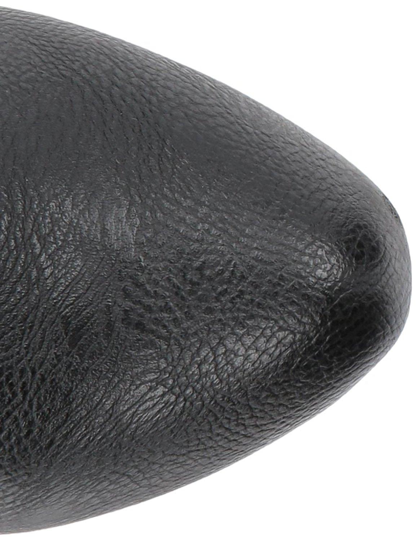 Fergalicious Women's Black, Rookie Slouch Boot, Black, Women's Size 6.5 Ekgy 578cef