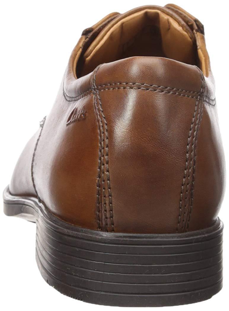 Casual marrone Clarks Oxfords Tilden taglia 0 Walk chiaro Up Mens 9 Lace T6d3 r00wSXn