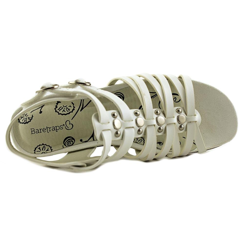 49d02de16fa7 Details about Bare Traps Womens Robbi Open Toe Casual Gladiator Sandals